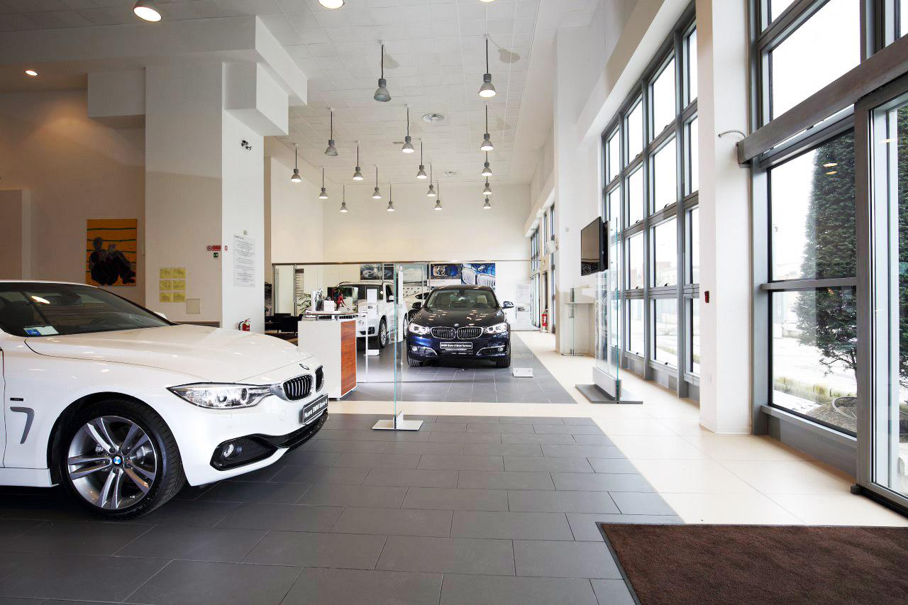 ErreEffeGroup Spa Concessionaria BMW, BMW Motorrad, Mini